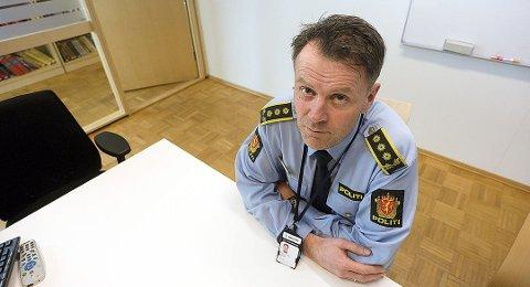 VOLDSEPISODE: Politiadvokat Knut Inge Stavang forteller at en kvinne er pågrepet etter en voldsepisode.