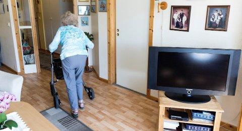 Levealderen øker stadig i Norge. Foto: Gorm Kallestad, NTB scanpix/ANB