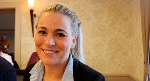 TEKNISK: Line Victoria Husby-Sørensen inn i teknisk utvalg.