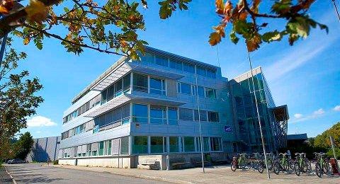 Bygg- og eiendomsdrift holder til i Frisklivssenteret på Kjølnes.