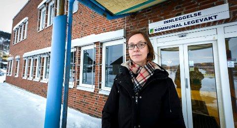 Seksjonsleder ved Rana interkommunale legevakt, Silje Røssvoll, sendte avviksmelding til Helgelandssykehuset Mo i Rana etter hendelsen i januar. - Det er henvisende lege som avgjør behov for vurdering i spesialisthelsetjenesten, understreker hun.