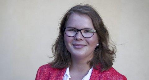 Mari Telise Nilsen, skribent.