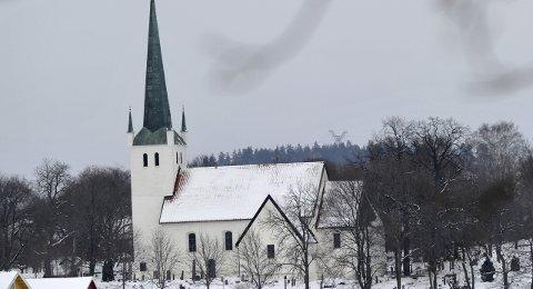 Norderhov kirke. (Illustrasjonsfoto)