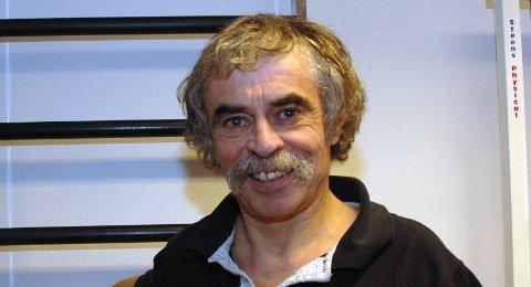 Fysioterapeut Olav Relling