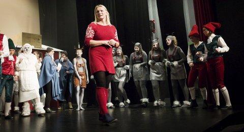 I snart et år har «ReinStyr på Nordpolen» fulgt Hanne Iren Østby. De siste månedene har hun for det meste vært på Panorama eller på jobb. FOTO: LISBETH ANDRESEN