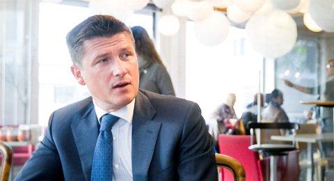 BOSTYRER: Advokat Vegard Øien mistenker flere lovbrudd forut for konkursen.