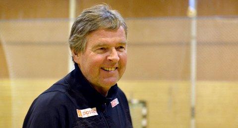 FORTSATT MOTIVERT: Gunnar Pettersen storkoser seg med håndballen og er nå klar for nok en trenerjobb.