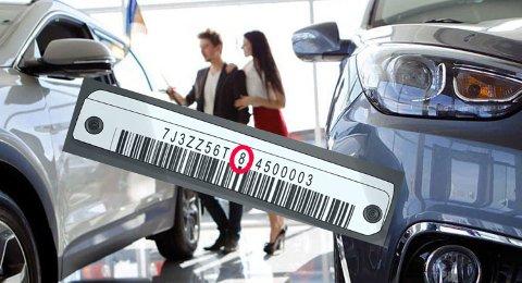 MED DETTE TALLET KAN DU IKKE BLI LURT: Dette er en gjenganger-diskusjon ved bilhandel, men ikke la deg lure.
