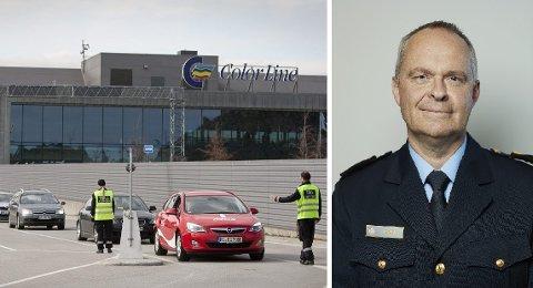 INFORMERER: Tolletaten ønsker å ligge i front for å utnytte teknologiske muligheter og utøve samfunnsoppgavene mer effektivt, skriver tolldirektør Øystein Børmer.