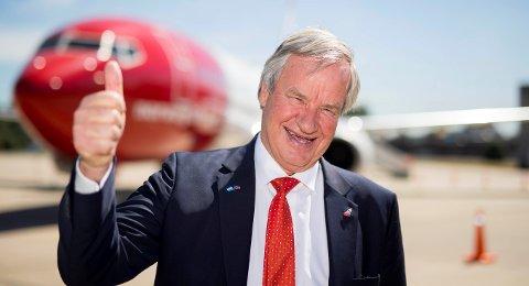 Norwegian-sjef Bjørn Kjos må tåle mange klager fra kundene. Det får Forbrukerrådet til å reagere.