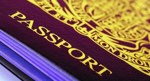 Pass er nummer to på lista over gjenglemte saker.