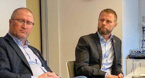 SKREMSELSPROPAGANDA: Helseminister Bent Høie sier at foreldre ikke bør bruke skremselspropaganda om rus. - Det gjennomskuer ungdommen, sier han.