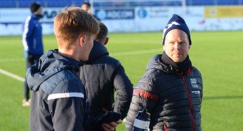 Christian Michelsen og KBK vet ikke når de kommer i gang med kamper.