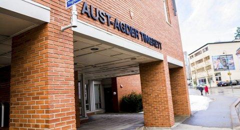 En mann fra Tvedestrand i 20-årene måtte møte i Aust-Agder tingrett i Arendal, hvor han sto tiltalt for kjøring i ruspåvirket kjøring.