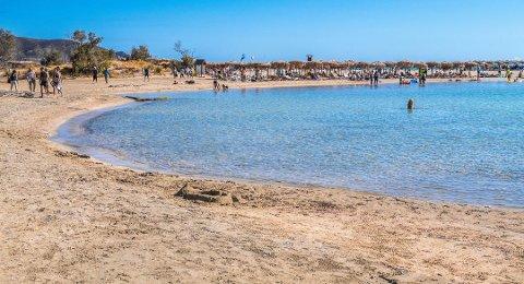 De nærmeste ukene er det mulig å få seg billige turer til blant annet Kreta. Foto: Halvard Alvik, NTB scanpix/ANB