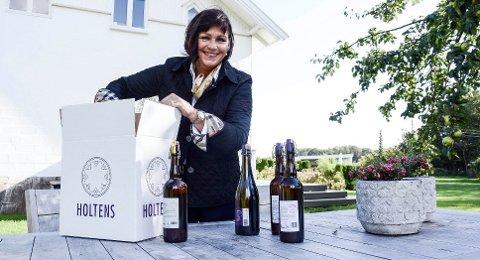 MER MUSKLER: - Redusert alkoholavgift for småprodusenter av øl, vil oss litt mer muskler, sier Inger Marie Holten.