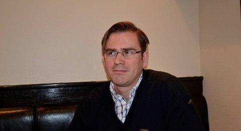 Ingen Krise: Avdelingsleder for tekniske tjenester, Einar Werner Frøyna, mener ikke det er noen brøytekrise ennå.