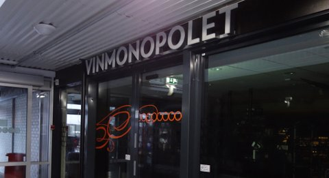 Kommunen får svar i november på om dei får Vinmonopol. No er polet på Knarvik senter det nærmaste for dei som bur i Gulen.