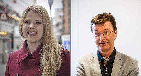 Sara Sekkingstad vert av fleire kjelder dradd fram som den som vert Senterpartiets ordførarkandidat om Jon Askeland vert fylkesordførar.