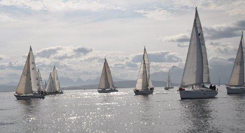 Vestfjordseilasen 2013