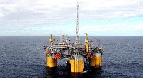 Kristin-plattformen har produsert 290 millioner fat olje og 45 milliarder kubikkmeter gass de ti siste årene.