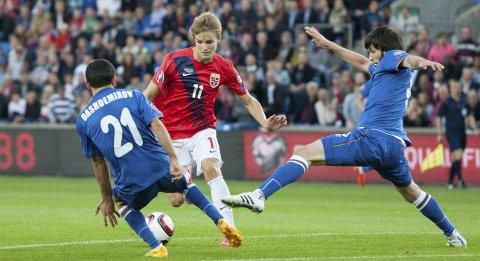 Vår tippeekspert er usikker på Norge og Martin Ødegaard, og han har derfor valgt å helgardere torsdagens EM-kvalik mot Bulgaria.