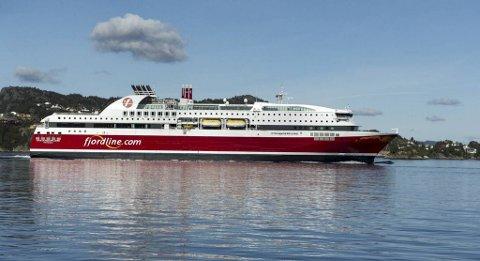 – Vi er ekstremt klare for sommeren, sier kommunikasjonsrådgiver i Fjord Line.