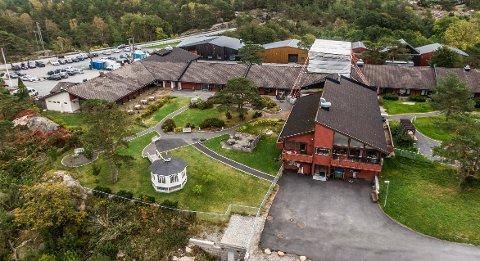 Hvaler kommune har innført midlertidig besøksstopp ved Dypedalsåsen sykehjem