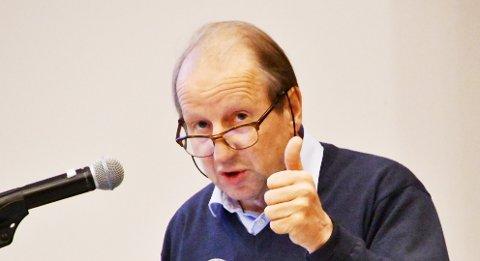 PÅMINNELSE: Hans-Jacob Dahl, daglig leder ved Pilegrimssenter Dovrefjell.