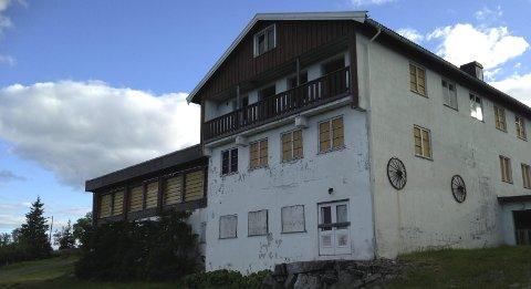 Leid ut: Bislingen er ifølge eier Leif Einar Bae Mysen leid ut. Foto: Haakon Kalvsjøhagen