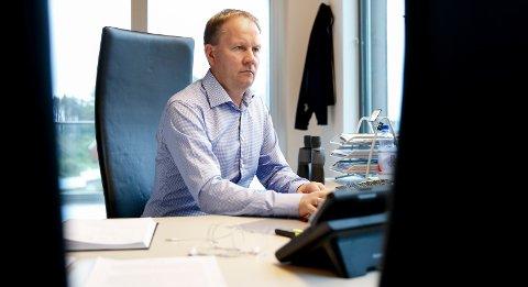 Karmøy 22062017. Skudeneshavn. CEO i Solstad Farstad ASA Lars Peder Solstad.