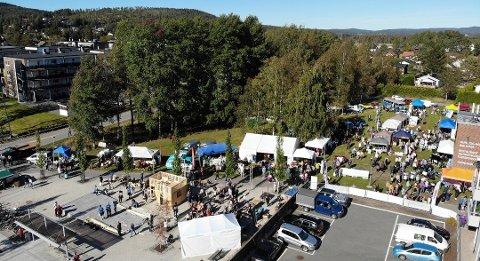 AVLYSER: Stuttreist & Himlaga har vært en dundrende suksess fra første start i 2016. I 2020 blir festivalen avlyst.