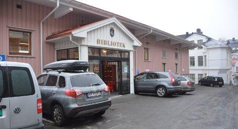 Kragerø bibliotek.