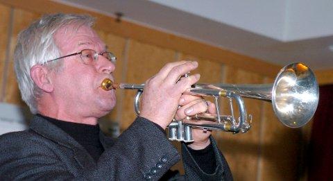 KONSERT: Vebjørn Ruud og resten av Ruud / Krogh Jazzband holder konsert på Mølla lørdag 29. september.