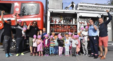 Lover show: The Arctic Triple, Lofoten Triathlonklubb og Vågan Brannvesen inviterer til barnetriathlon neste helg.FotO: Kristian Rothli