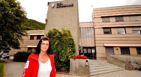 Bekymret: Leder og hovedtillitsvalgt i Fagforbundet Sel, Nina Grindstuen, er bekymret for arbeidsbelastningen på de ansatte innen helse og oppvekst.Foto: Arkiv