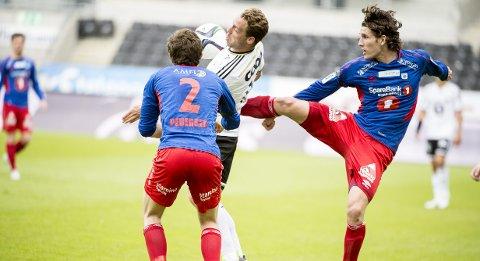 SMELL: TUIL, her representert ved Steffen Pedersen (med ryggen til) og Håkon Kjæve, gikk i underskudd i fjor.