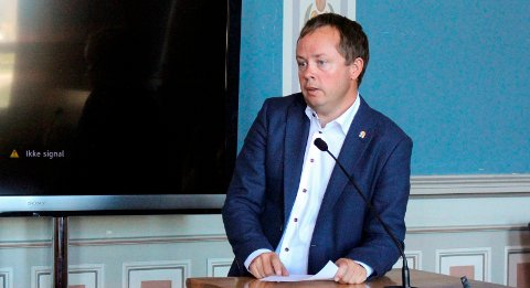 - Oslo-tur er ikke forbudt, men bør vurderes, sier Kåss tirsdag formiddag.