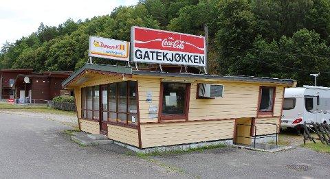 NY UTVIKLING: Kiosk er ikke på flyttefot, ifølge eiendomssjef.