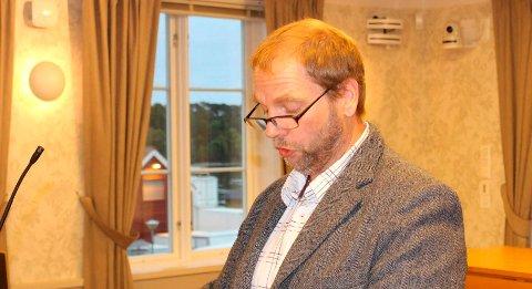 LOKALPOLITIKK: Tom Rune Olsen er leder av Bamble Arbeiderparti og skal være gruppeleder i det nye kommunestyret som konstitueres 10. oktober. Medlemsmøtet i Bamble Arbeiderparti torsdag kveld ga uttrykk for at de er svært fornøyde med valgresultatet med 35,1 prosent.