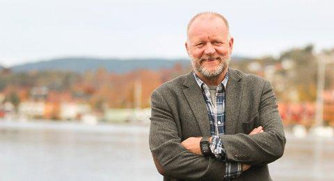 KLAR FOR DET SOM KOMMER: Kommunalsjef Tollef Stensud.