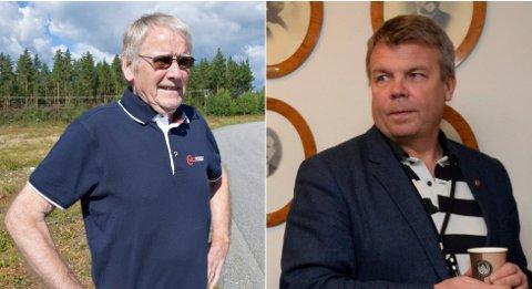 AVKLARING: Varaordfører Dag E. Henaug (H) vil ha avklaringer før politikerne behandler Oddvar Røysis plan for Eggemoen.