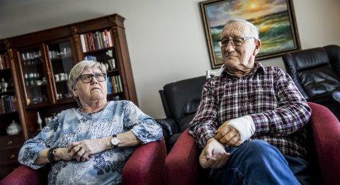 I år et det 30 år siden Annie og Per ble knivstukket i sitt eget hjem, og Annie siden holdt gissel i to timer. Foto: Christian Roth Christensen.