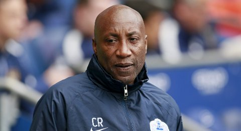 """Football - Manchester City v Queens Park Rangers - Barclays Premier League - Etihad Stadium - 10/5/15 QPR manager Chris Ramsey Action Images via Reuters / Jason Cairnduff Livepic EDITORIAL USE ONLY. No use with unauthorized audio, video, data, fixture lists, club/league logos or """"live"""" services. Online in-match use limited to 45 images, no video emulation. No use in betting, games or single club/league/player publications.  Please contact your account representative for further details."""