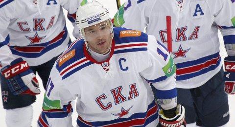 Vår oddstipper har troen på SKA St. Petersburg og Ilya Kovalchuk i kveld.