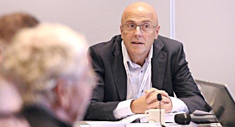 Administrerende direktør Stig Slørdahl i Helse Midt-Norge.