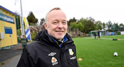 Sportslig leder i Dahle: Rune Lysø tror ikke sesongen i 4. divisjon kommer i gang som planlagt.