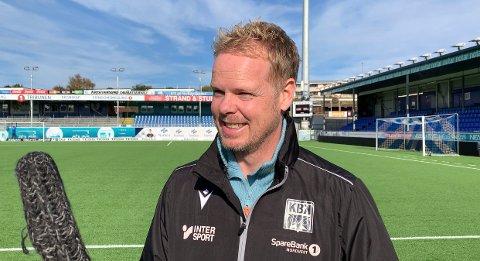 Christian Michelsen gleder seg til å få besøk av Rosenborg.