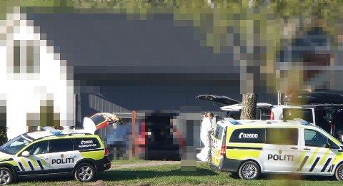AKSJON: Politiet gjennomførte to politiaksjoner på Toten samme dag som det ble pågrepet tre personer i Innlandet gjennom den internasjonale Trojan Shield-saken.