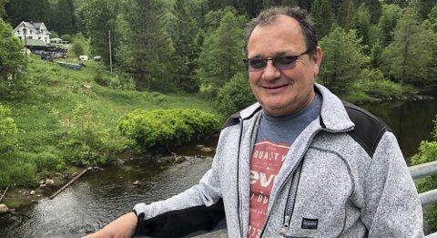 Kurt Egil Jensen var kasserer i styret som gikk av før påske. Nå er han blitt med i det nye interimstyret for Tvedestrand Frp. Arkivfoto